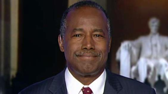 Ben Carson on housing for illegal immigrants