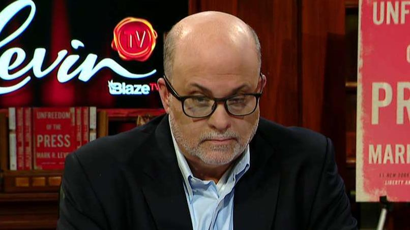 Mark Levin: Media questioned Trump's mental health, why ...