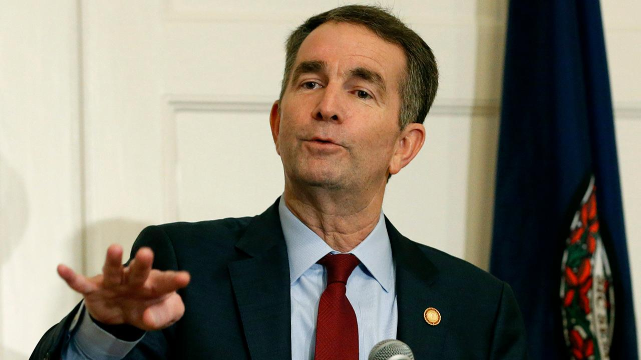 Westlake Legal Group 694940094001_6039983451001_6039982826001-vs The reinvention of Ralph Northam: Scandal-scarred guv woos left with focus on gun control, race issues Ronn Blitzer fox-news/us/us-regions/southeast/virginia fox-news/person/ralph-northam fox news fnc/politics fnc article 4ba3da7b-e68c-51fb-8b24-dcc7e5887968
