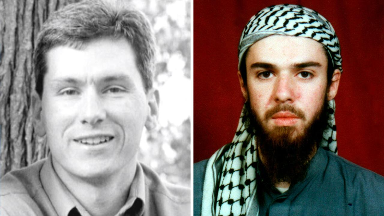 Family of CIA operative killed in Afghanistan distraught over release of 'American Taliban'