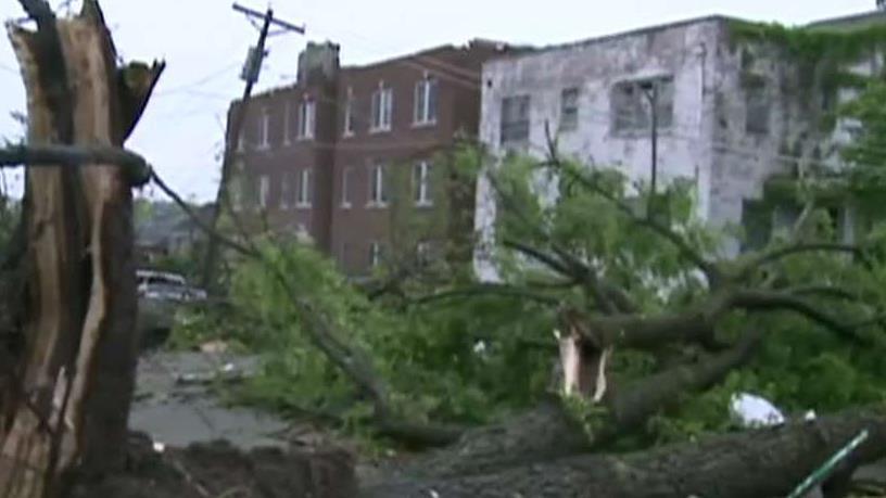 Deadly tornadoes cause major destruction in Missouri
