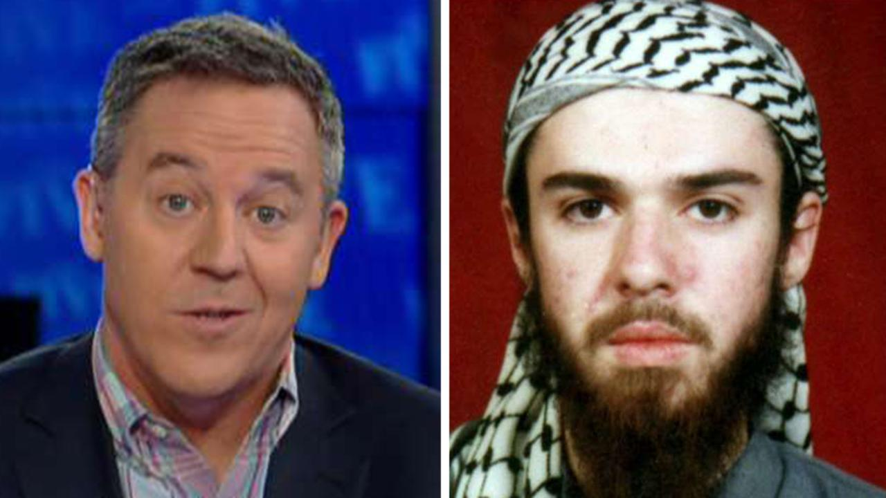 "Gutfeld on the release of the ""American Taliban"" scum"
