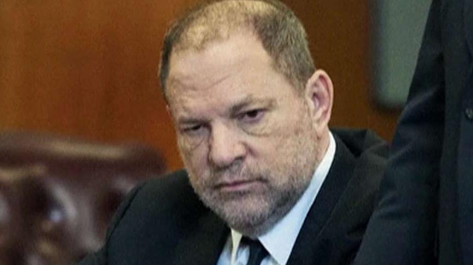 Harvey Weinstein reaches tentative $44 million deal to settle sexual misconduct lawsuits