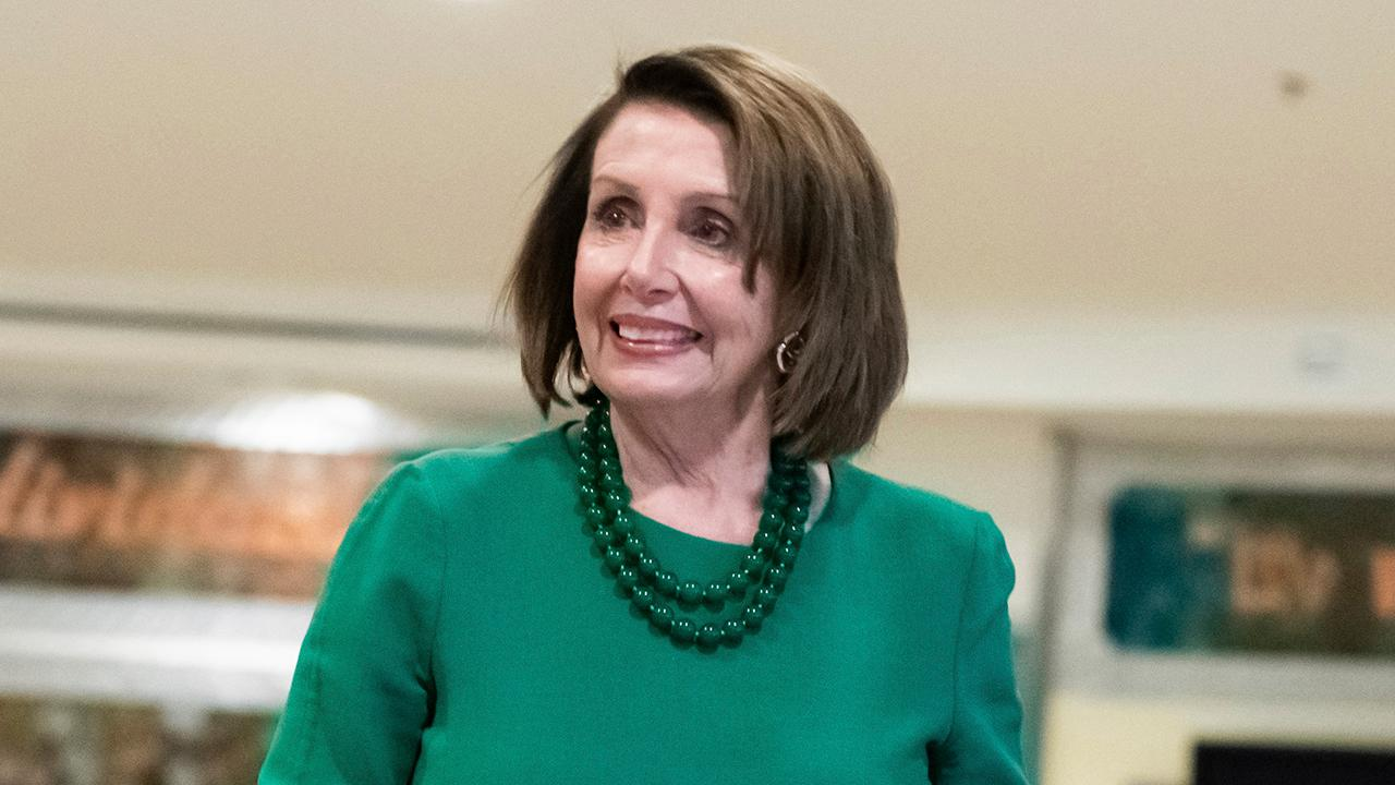 Pelosi grapples with Democratic Party's impeachment obsession