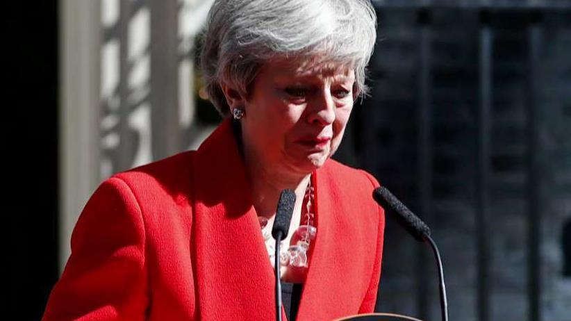 What will be the effect of Theresa May's resignation on the Brexit negotiations?