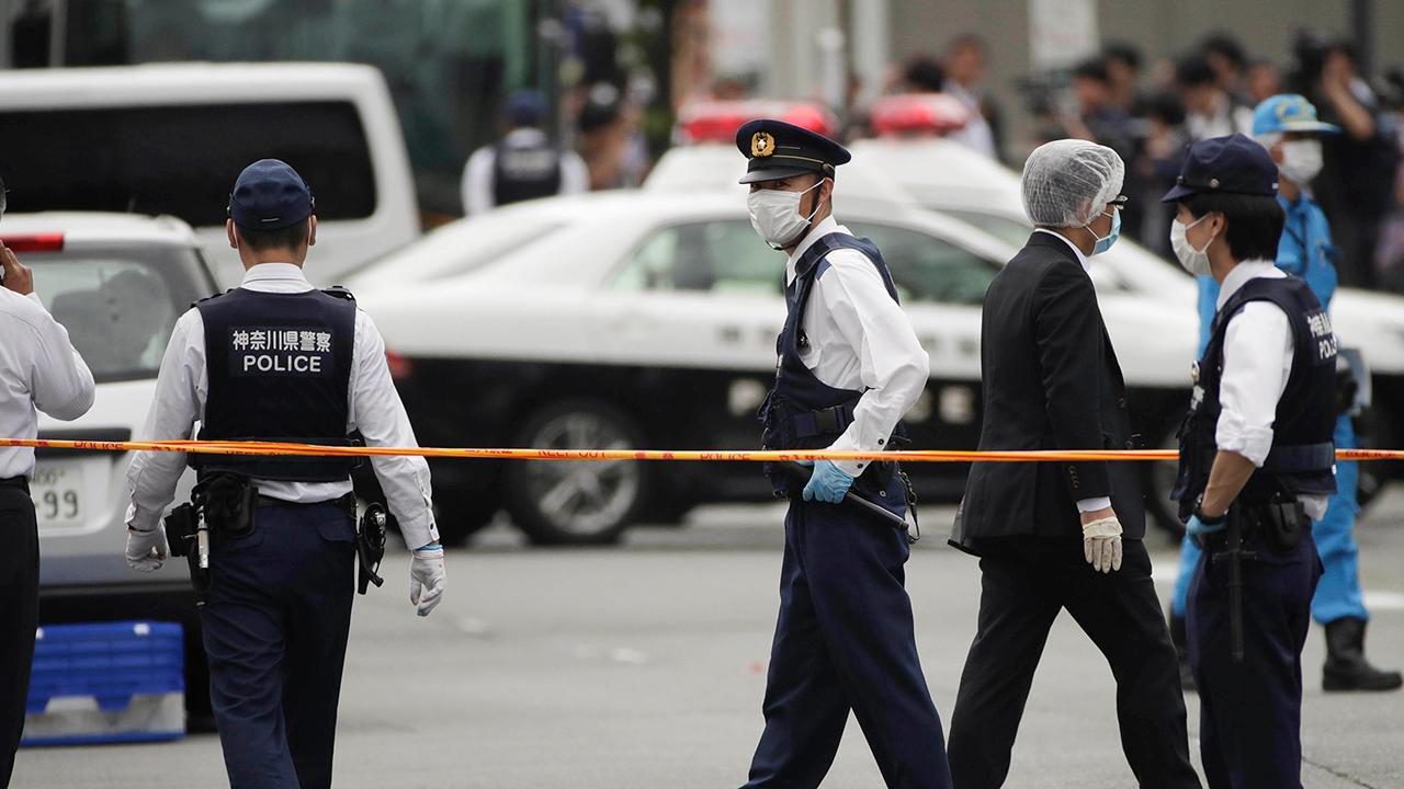 Stabbing spree at bus stop in Japan leaves at least 2 dead, over a dozen injured