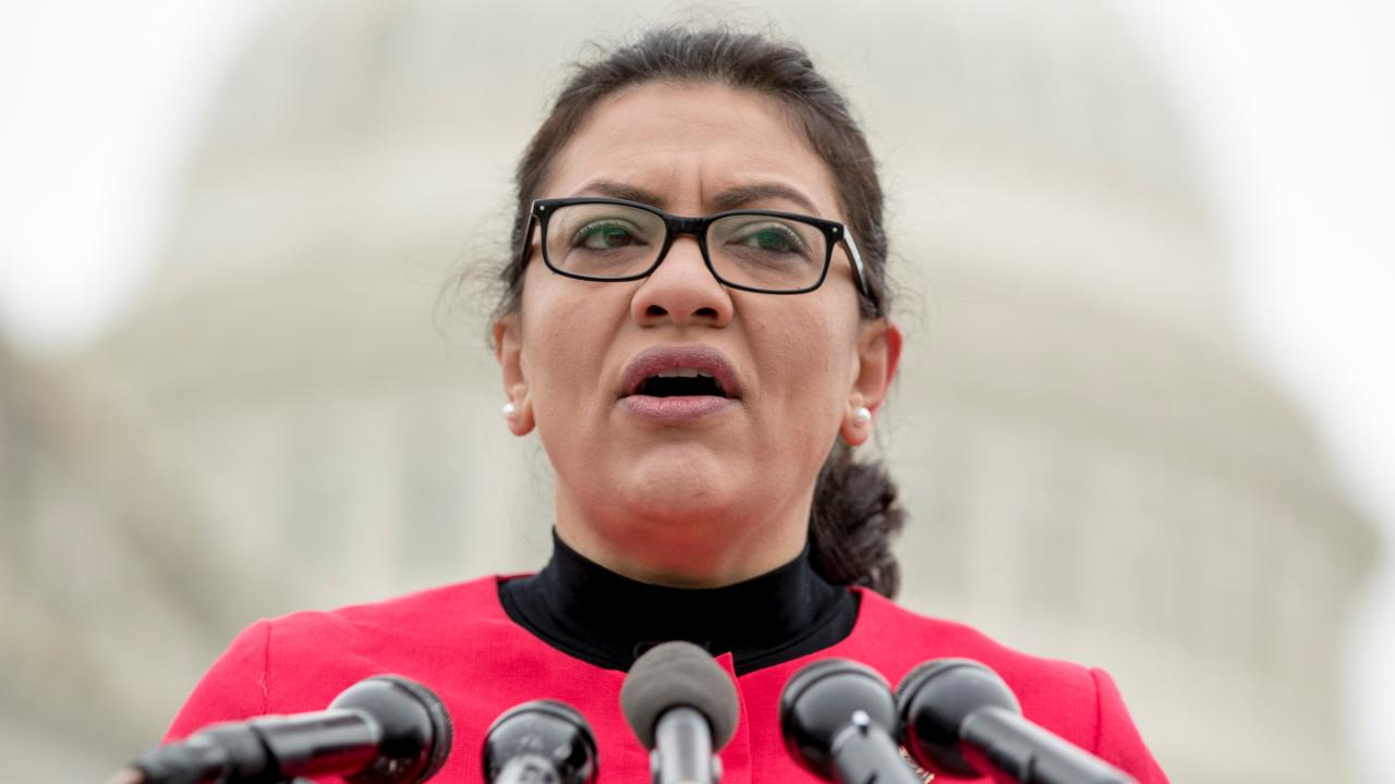 Rep. Rashida Tlaib says Democrats are moving toward impeachment