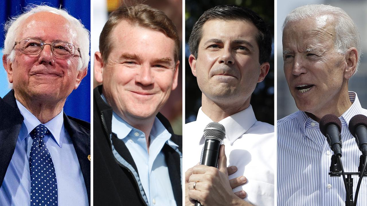 Sanders, Bennet make the rounds in New Hampshire; Buttigieg offers access; Biden target California donors