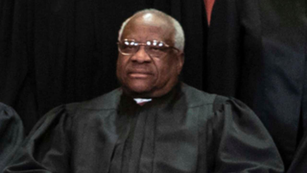Justice Thomas says Supreme Court will have to 'confront' abortion
