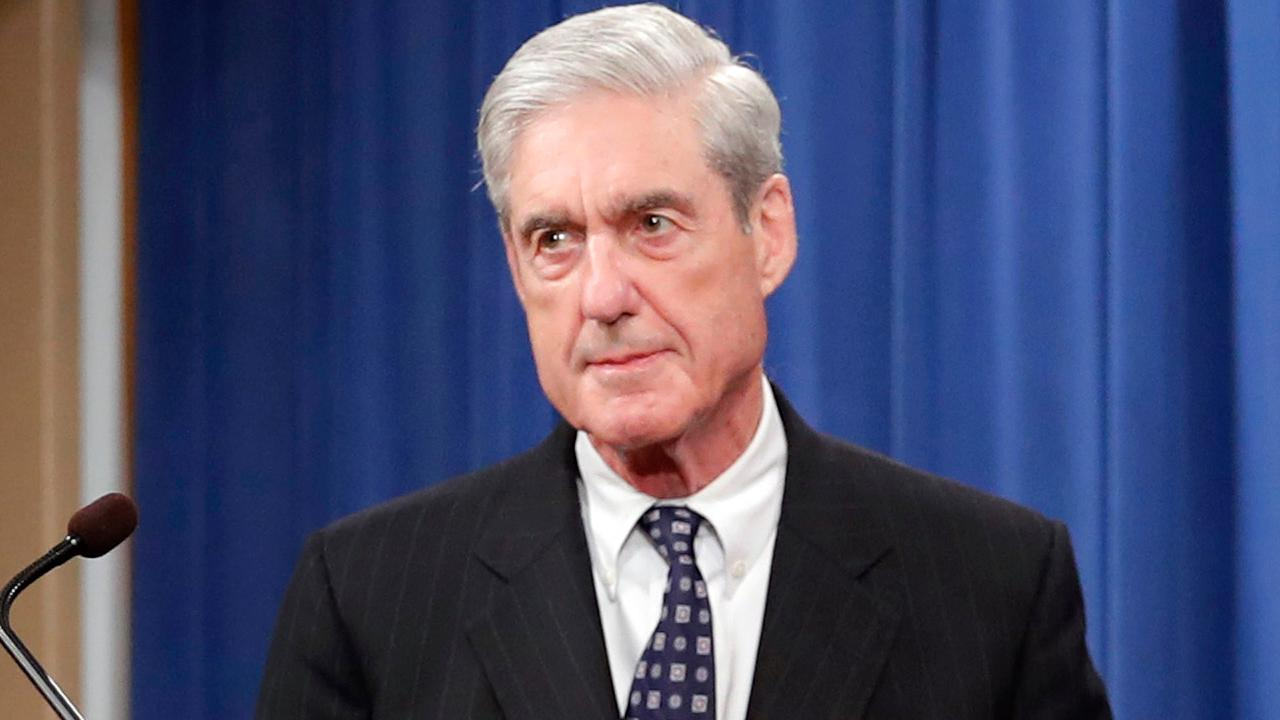Robert Mueller: Charging the president with a crime was not an option we could consider