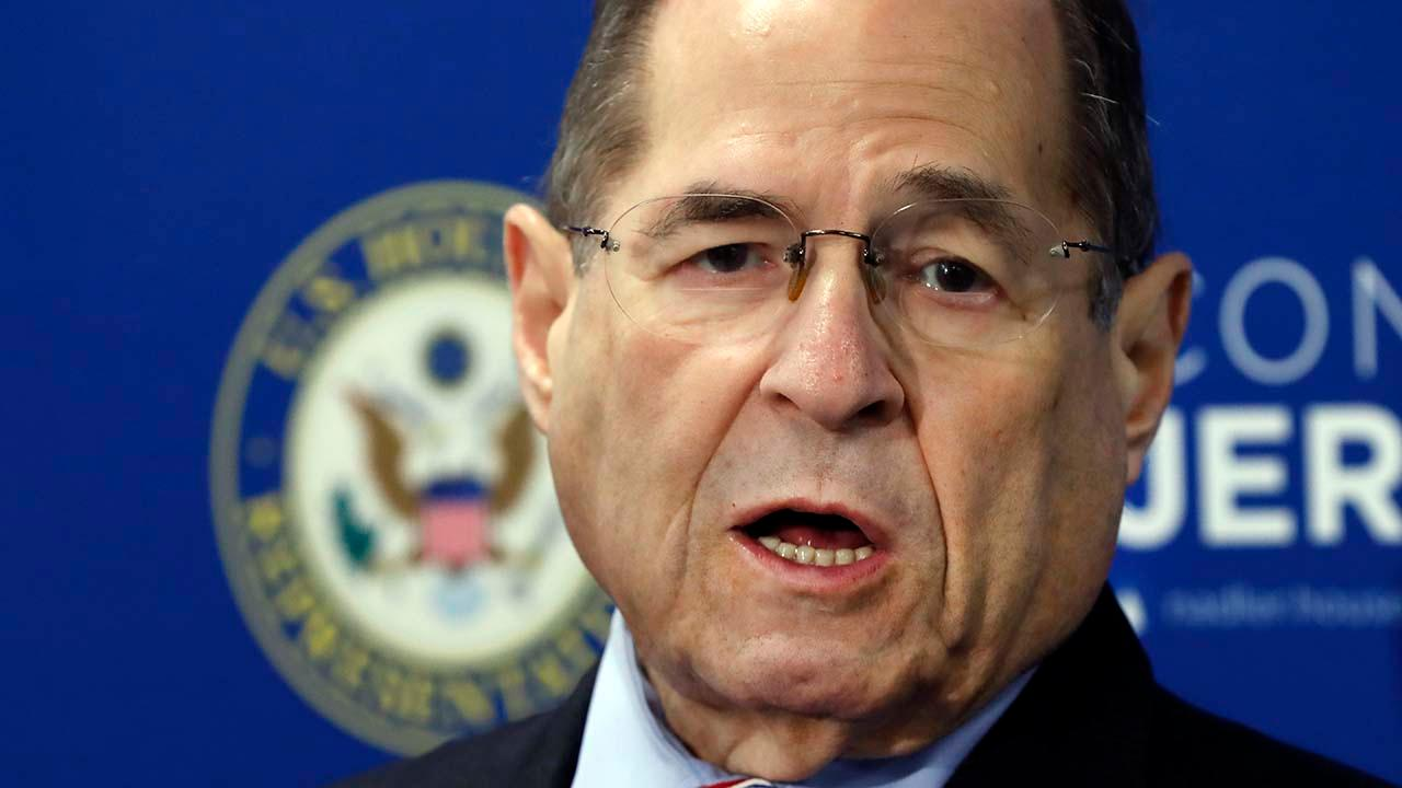 Rep. Jerry Nadler says Robert Mueller's statement proves President Trump has been lying