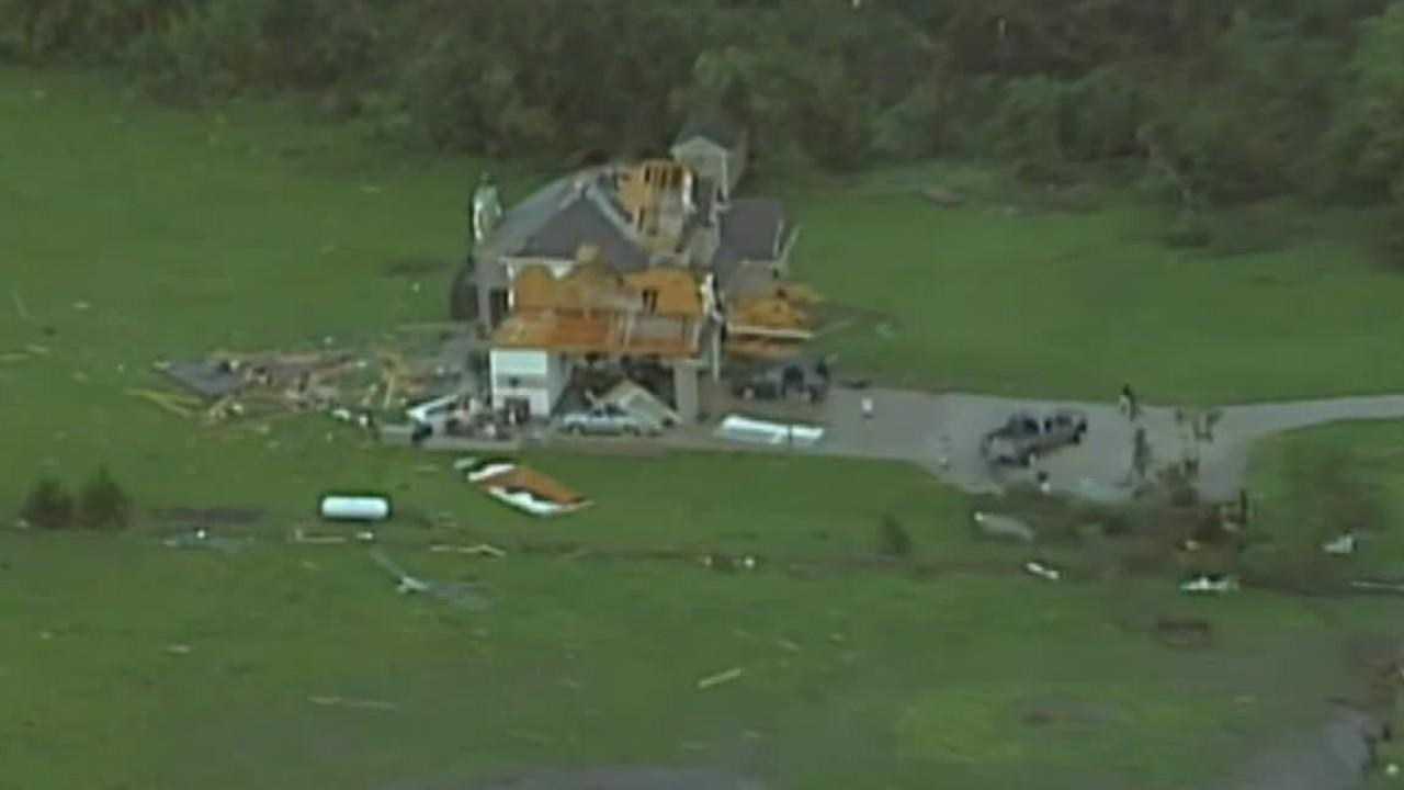 Tornado, severe weather outbreak causing historic damage