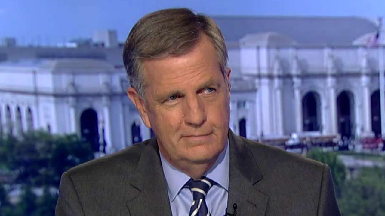 Brit Hume says the 'impeachment posse' has a problem