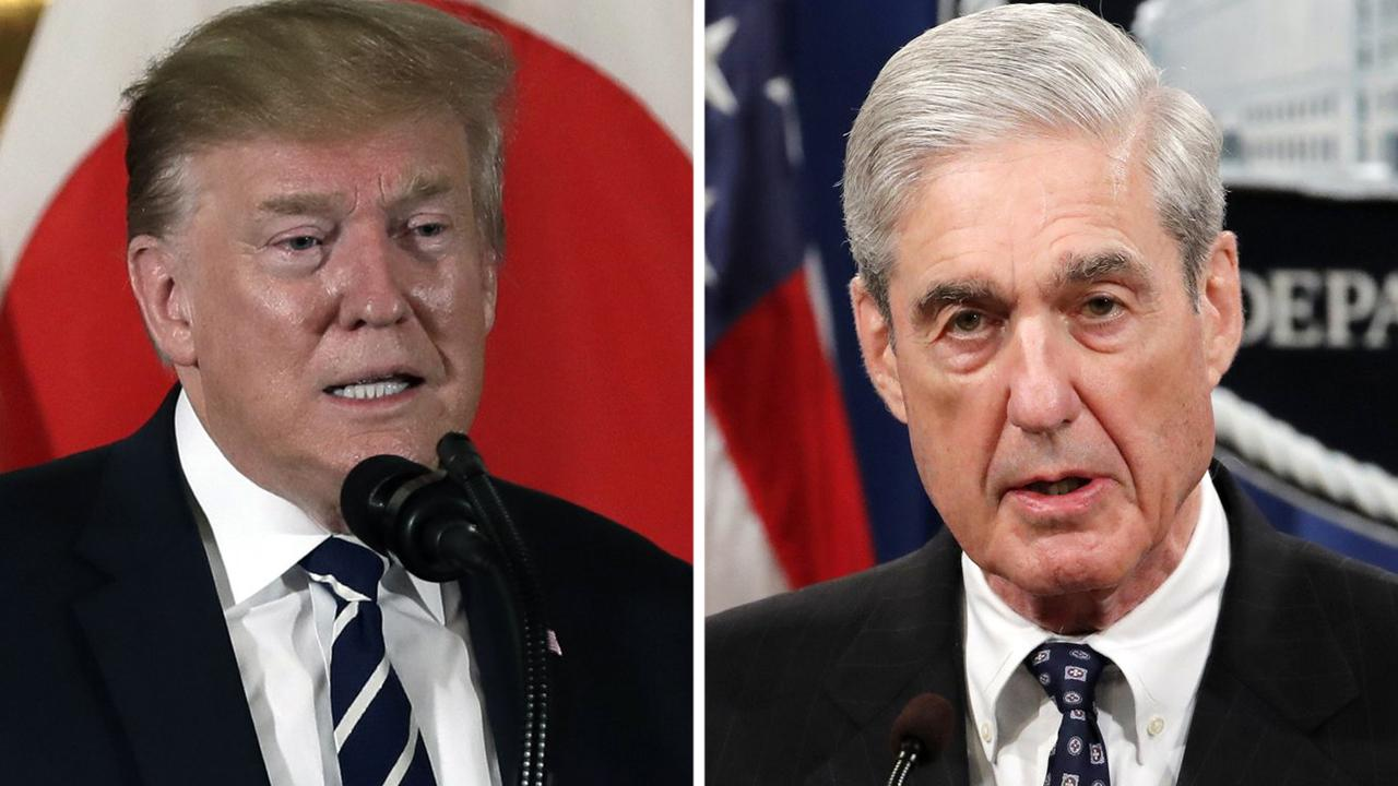 Robert Mueller says President Trump would have been charged if there was reason to do so