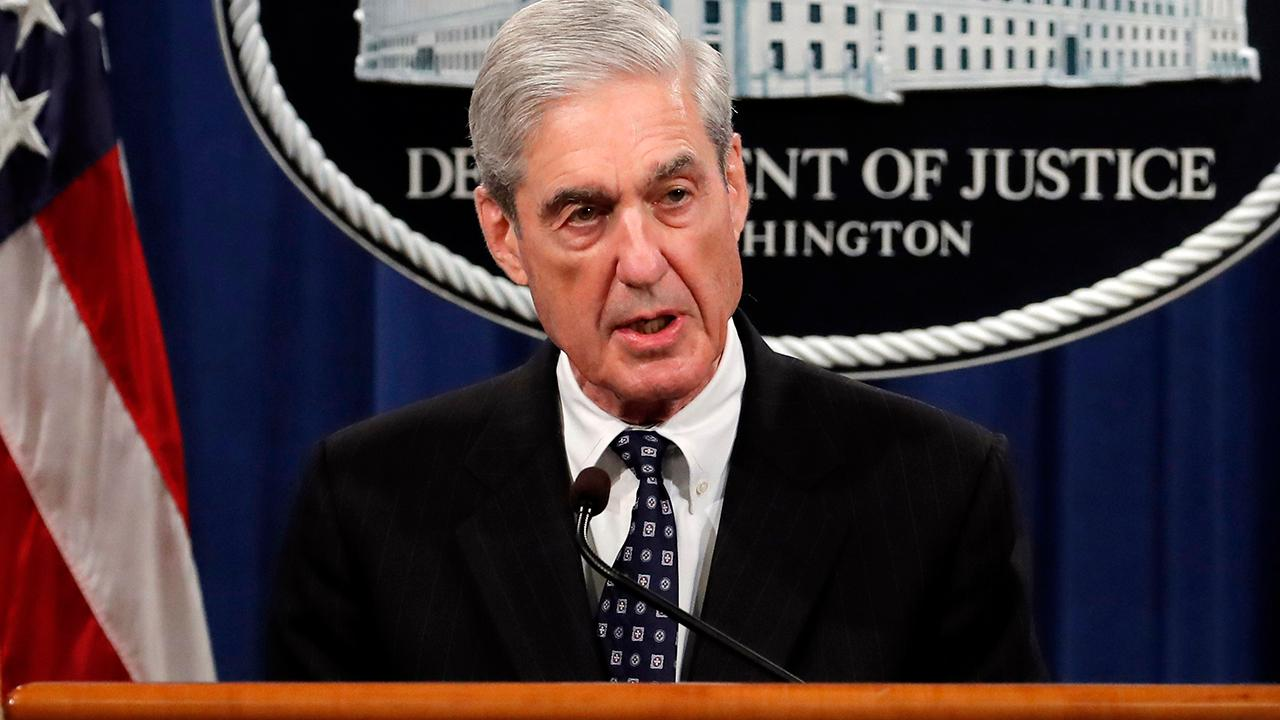 Mueller says DOJ cannot charge Trump with a federal crime while he is in office