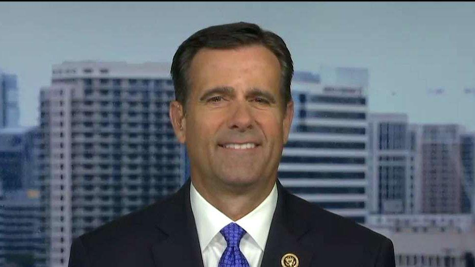 Rep. John Ratcliffe: Bob Mueller finally put a stake in the heart of the collusion conspiracy narrative