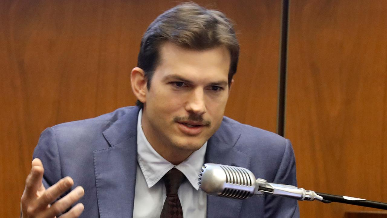 Ashton Kutcher takes the stand at 'Hollywood ripper' trial