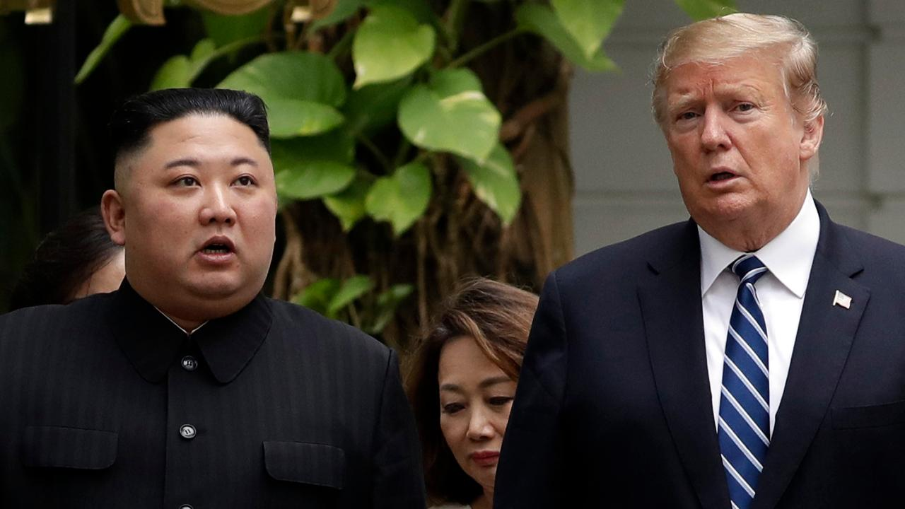 North Korea reportedly executes 5 officials after failed Trump-Kim summit in Hanoi