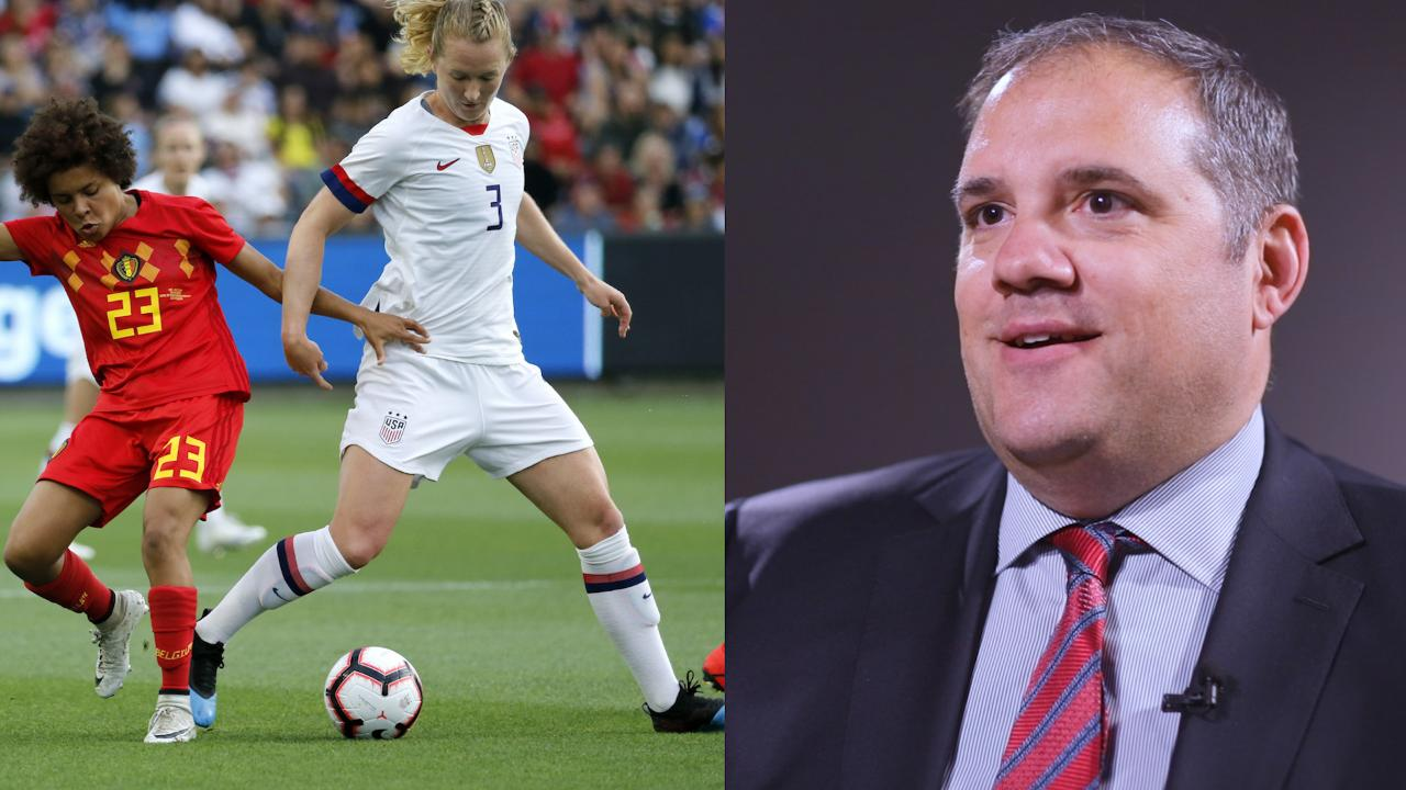 World Cup: FIFA Vice President reflects on gains for women in the sport and the obstacles that remain