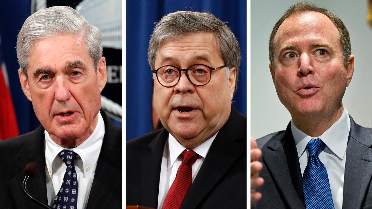 Schiff hammers 'collusion' narrative at latest Russia hearing, as GOP slams 'grotesque spectacle' thumbnail