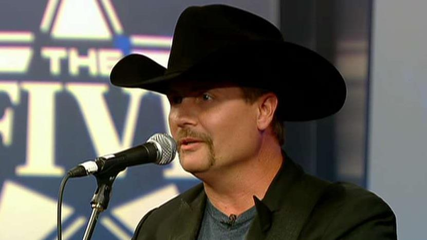 John Rich's new song 'Shut Up About Politics!' tops the iTunes charts