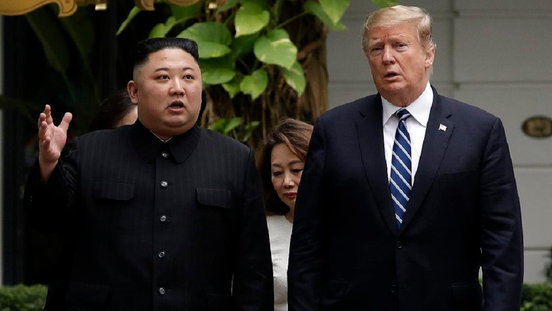 Westlake Legal Group 694940094001_6043749876001_6043750150001-vs Trump's surprise DMZ invite to Kim Jong Un 'very interesting,' North Korea official says fox-news/world/conflicts/north-korea fox-news/politics fox-news/person/donald-trump fox news fnc/world fnc e6203777-0368-59ec-9480-4ca56844ec6c Brie Stimson article