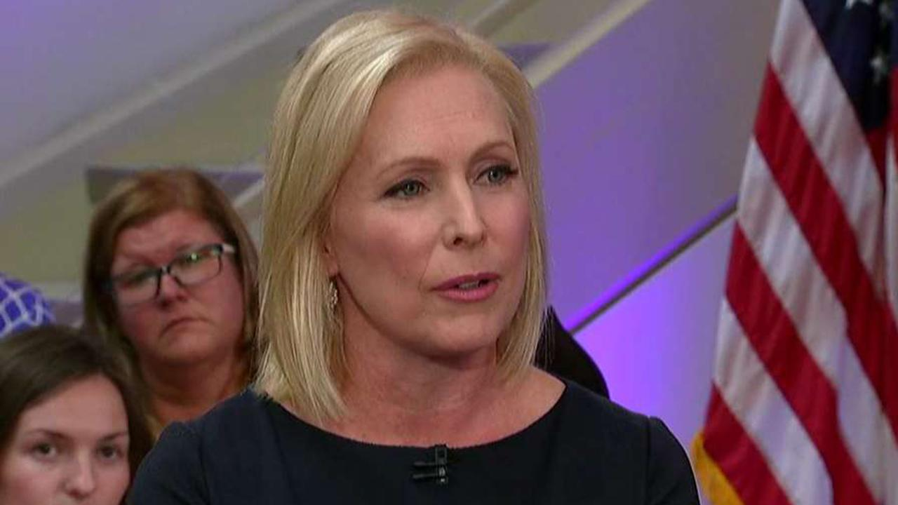 Town Hall with Kirsten Gillibrand: Part 4