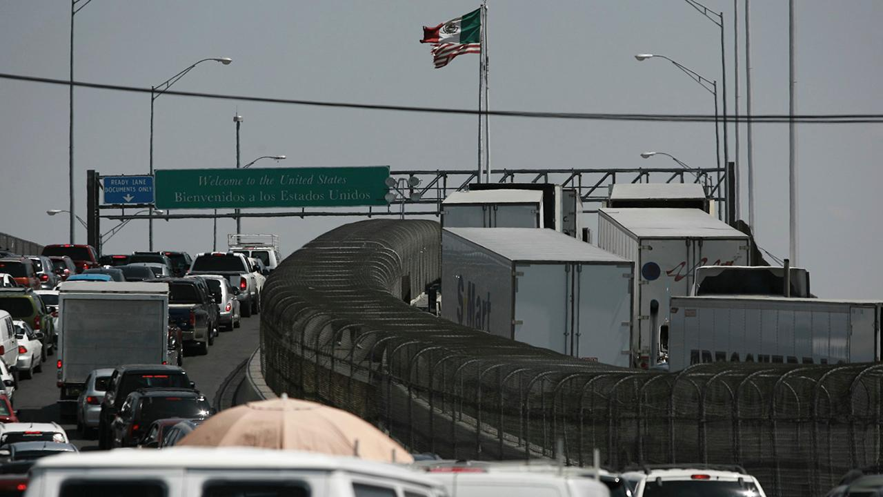 US, Mexico begin talks over tariff threat in Washington