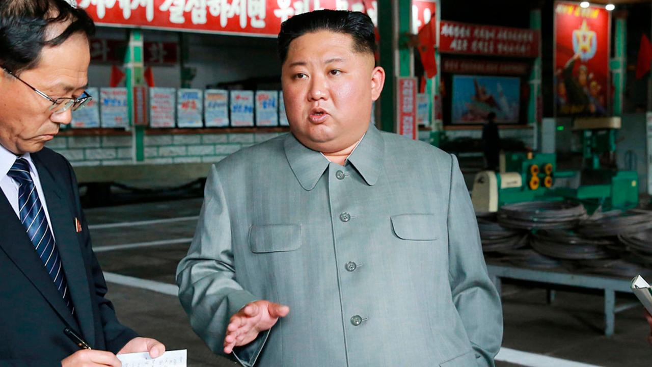 Eric Shawn: Would you want Kim Jong Un to be your boss?