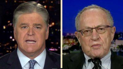 Dershowitz on reported Dowd quote 'distortion'