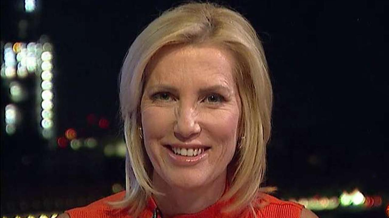 Ingraham: The resistance has a royal hissy fit