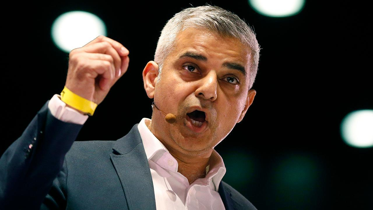 Sadiq Khan is a 'ridiculous character,' and is seen as a failure as London mayor: Steve Hilton