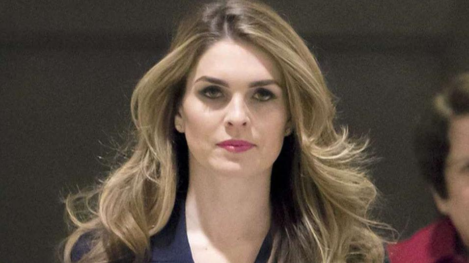 White House instructs Hope Hicks and Annie Donaldson to ignore subpoenas from House Democrats