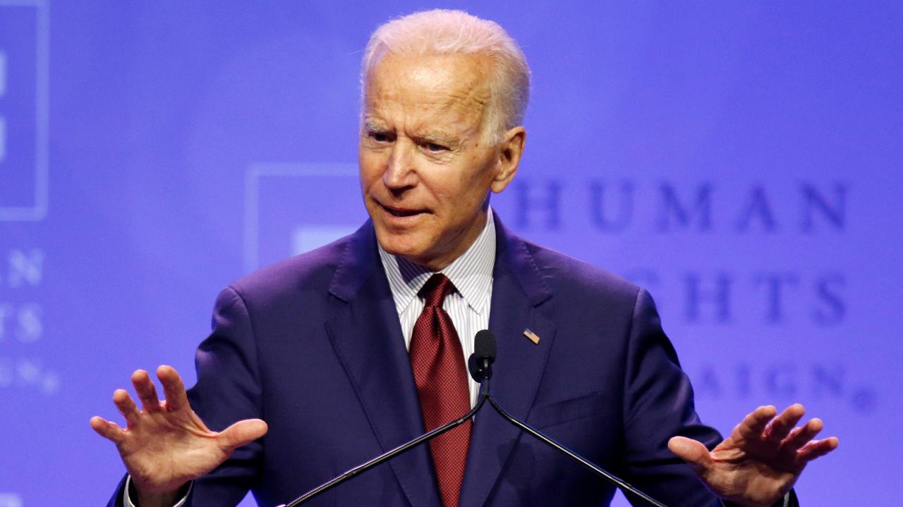 Biden unveils climate plan calling for $1.7 trillion in federal spending
