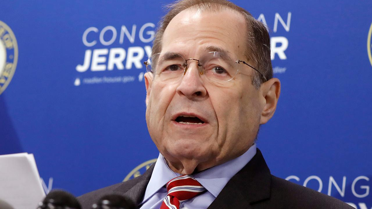 Rep. Nadler says he will not drop the House Judiciary Committee's contempt vote against AG Barr