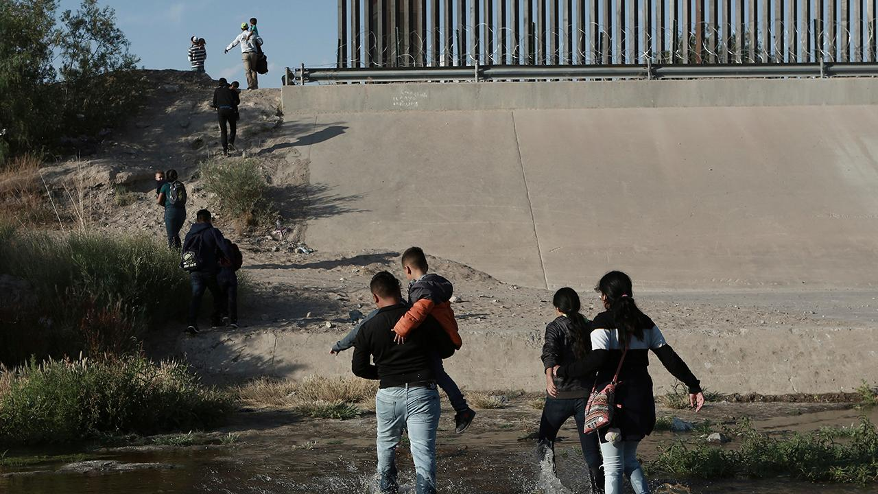 CBP commissioner declares 'full-blown emergency' amid surge of border arrests
