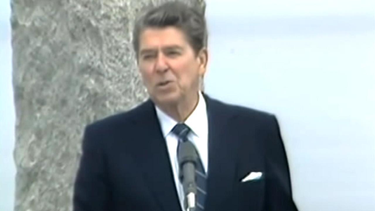 Remembering President Reagan's historic D-Day speech