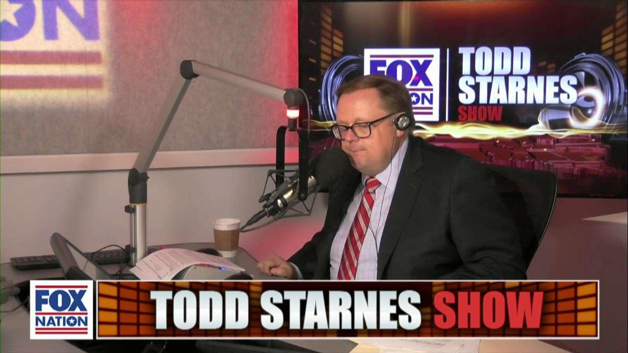 Todd Starnes and Rep. Warren Davidson (R-OH)