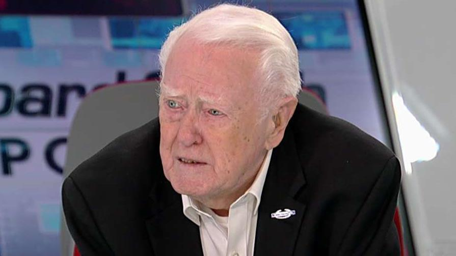D-Day veteran John McHugh describes the Normandy invasion: It was hell on Earth