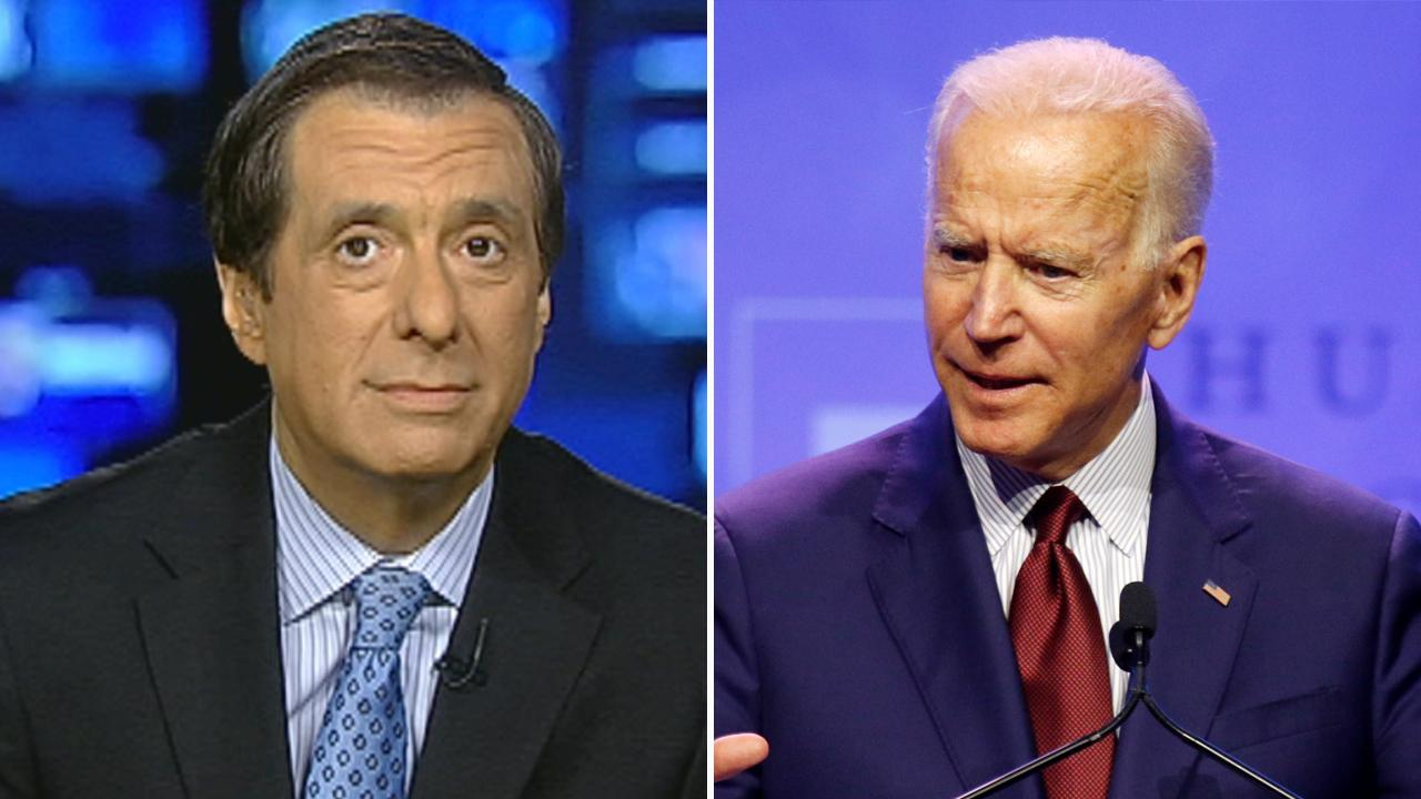 Howard Kurtz: How the Democratic Left is trying to slow the Biden Express