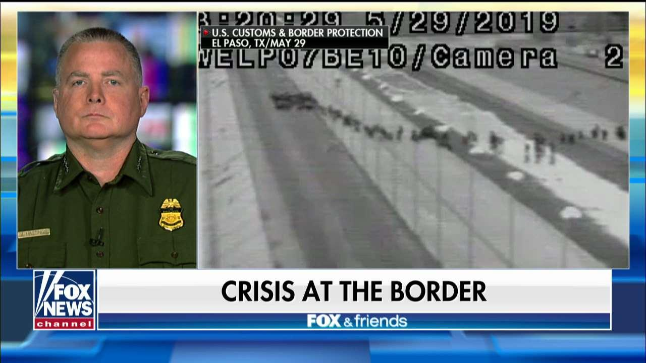 Border Patrol Chief on migrant crisis: We're seeing 'increase after increase'