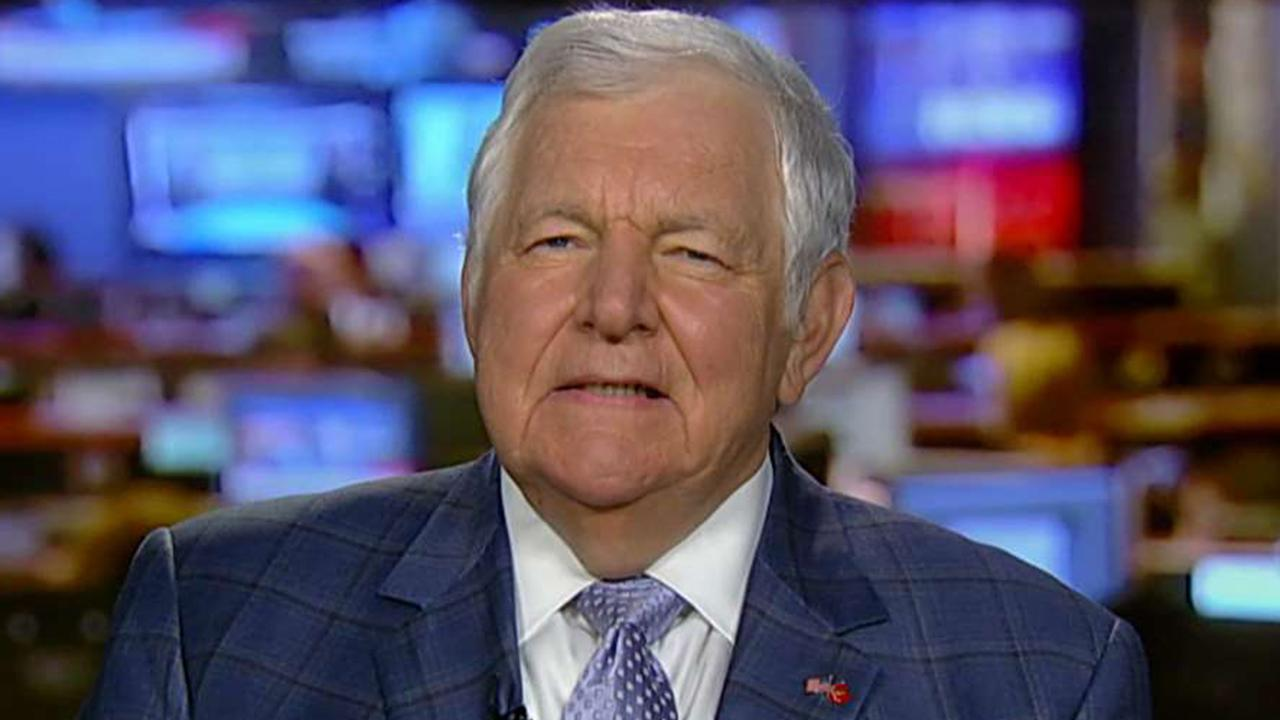 Bill Bennett: Joe Biden's 'disappointing' reversal on the Hyde Amendment shows that he can be 'pushed around'