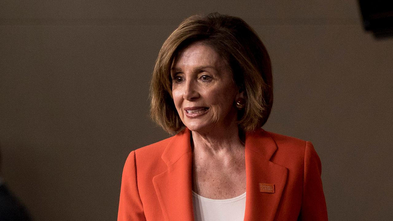 Speaker Pelosi reportedly tells House Democrats she wants to see President Trump in prison