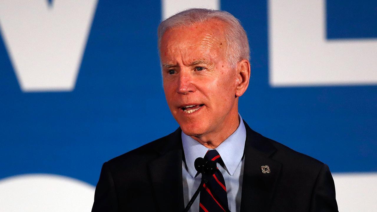 Joe Biden caved to 'exceedingly radical' Dems on Hyde Amendment: Matt Schlapp