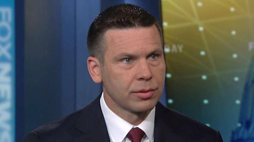 Acting DHS Secretary McAleenan on whether Mexico can keep promise to stem flow of Central American migrants