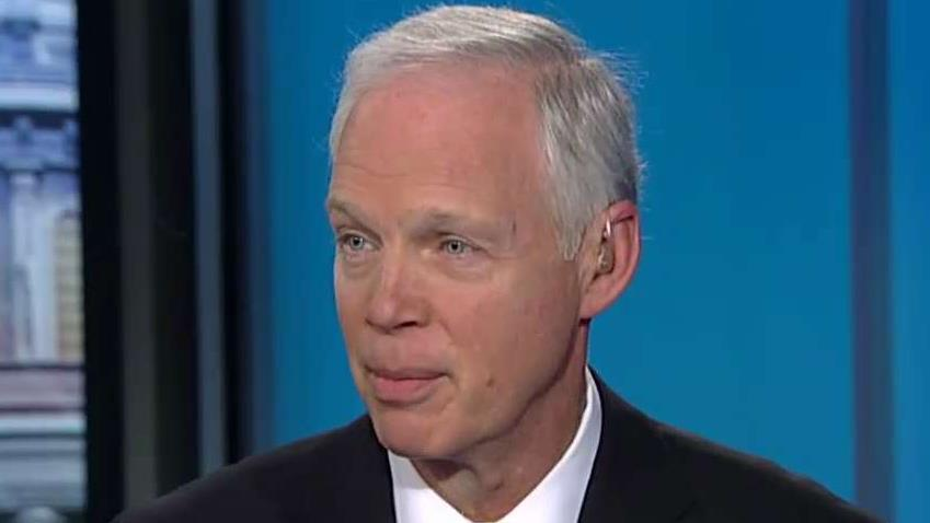 Sen. Ron Johnson on role GOP opposition played in Trump's decision to back off tariff threat on goods from Mexico
