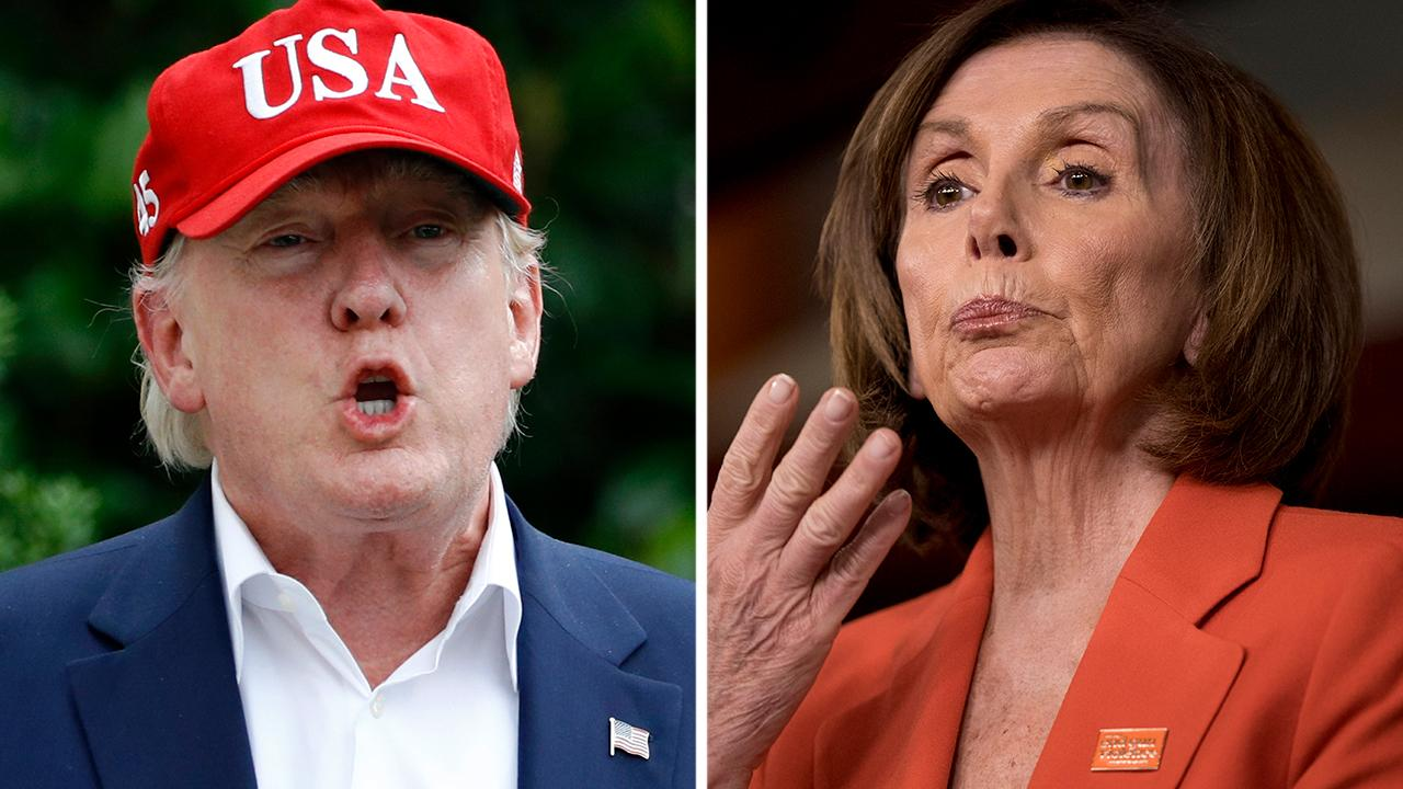 Nancy Pelosi slams President Trump's immigration deal with Mexico