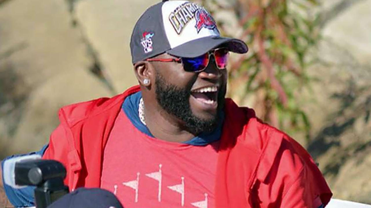 Former Boston Red Sox star David Ortiz shot in the Dominican Republic