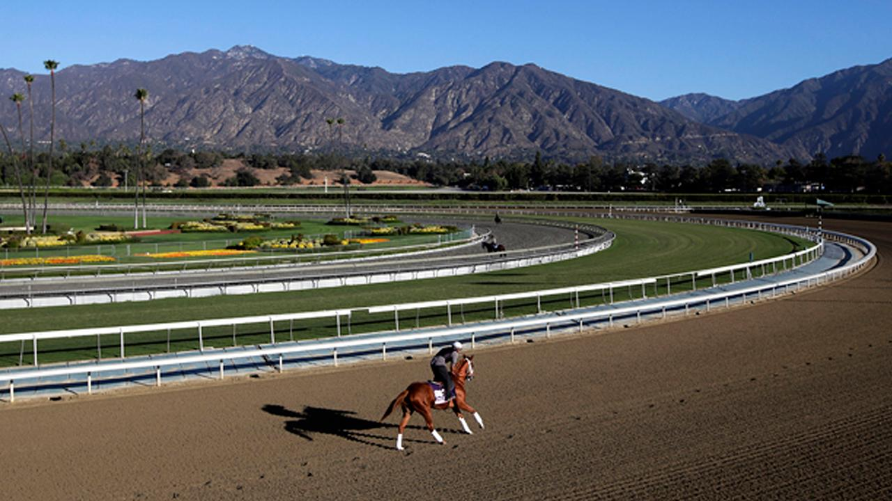 Two more horses die at Santa Anita racetrack, bringing total to 29 since December