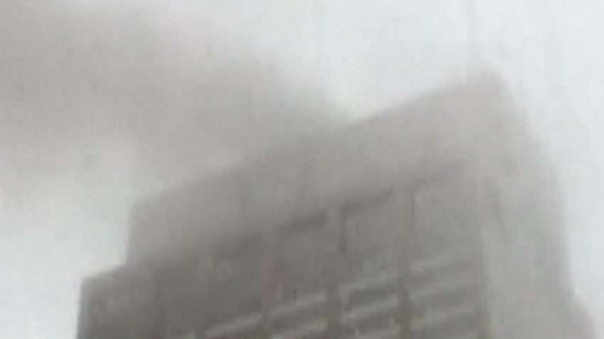Pilot dead in chopper crash at New York skyscraper